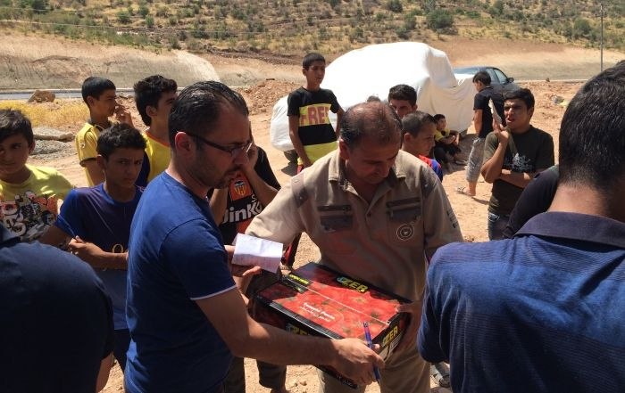 Yazidis Dohuk 5