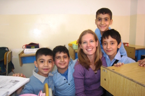 Change Iraq, One Child at a Time (click here to read more!)
