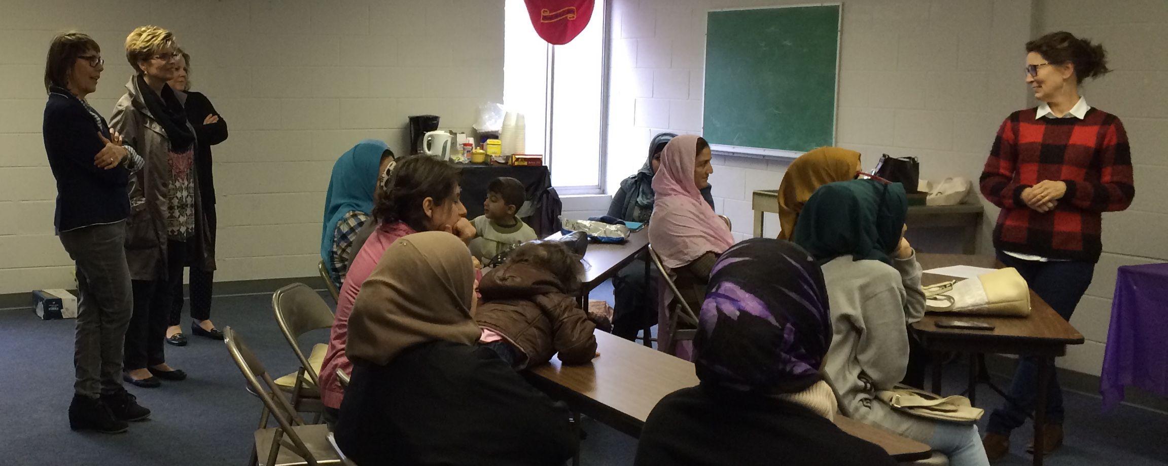 Women's English Class