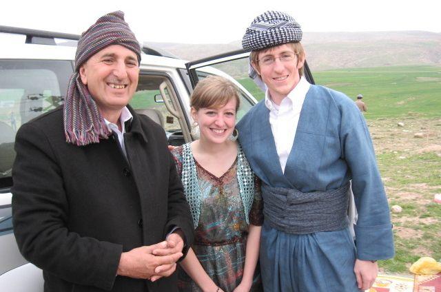 First Newroz in Kurdistan