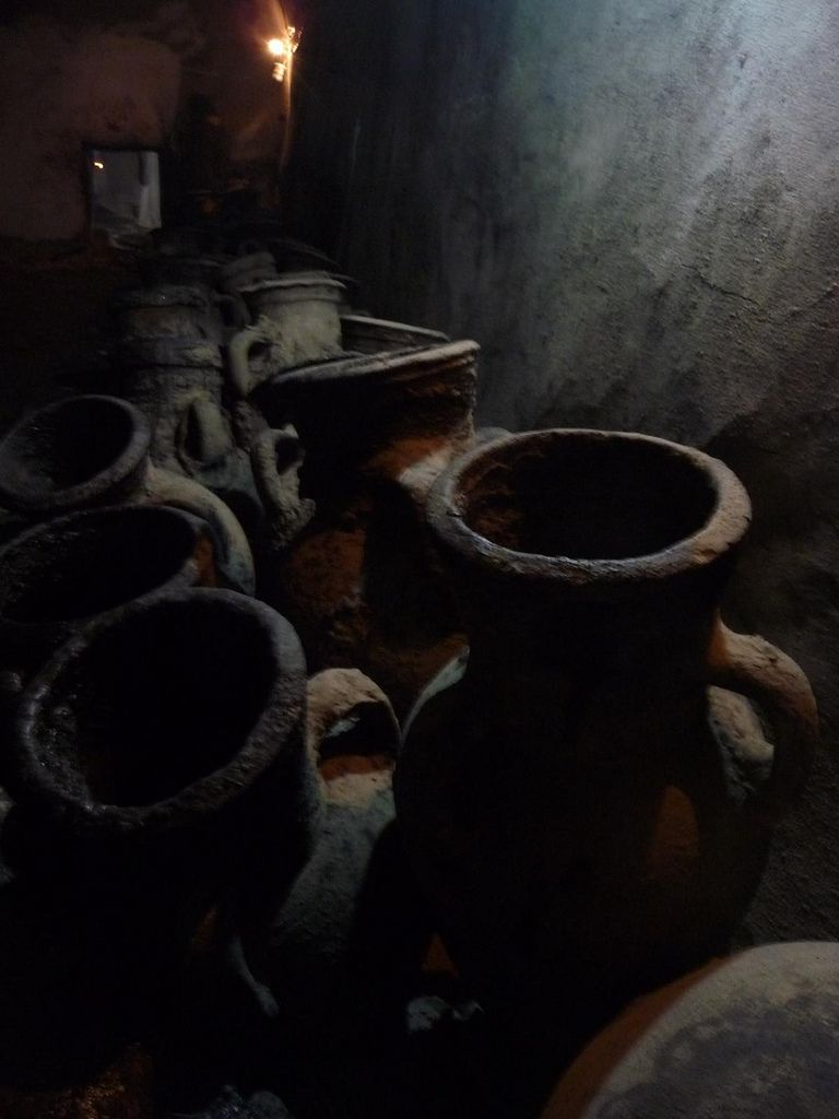 Oil Urns - Lalish