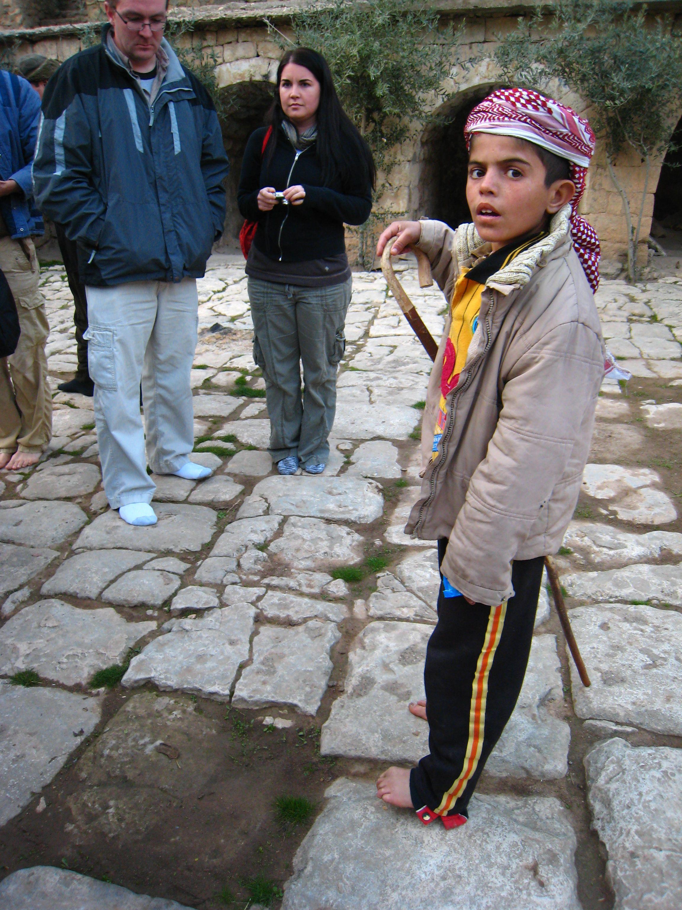 yezidi boy